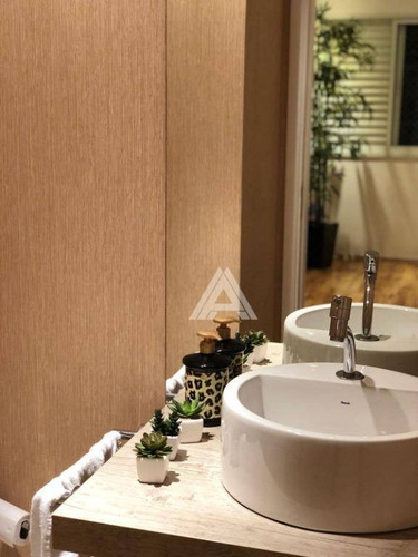 apartamento com 2 dormitórios à venda, 100 m²- campestre - santo andré/sp - ap37907