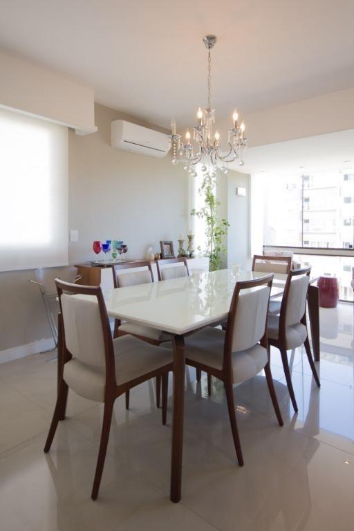 apartamento com 2 dormitórios à venda, 102 m² por r$ 611.000,00 - chácara das pedras - porto alegre/rs - ap3347