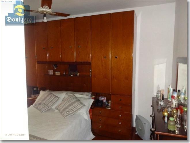 apartamento com 2 dormitórios à venda, 104 m² por r$ 370.000,00 - cerâmica - são caetano do sul/sp - ap5731