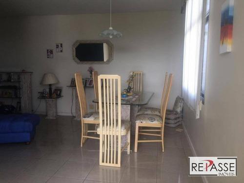 apartamento com 2 dormitórios à venda, 107 m² por r$ 980.000 - barra da tijuca - rio de janeiro/rj - ap1302