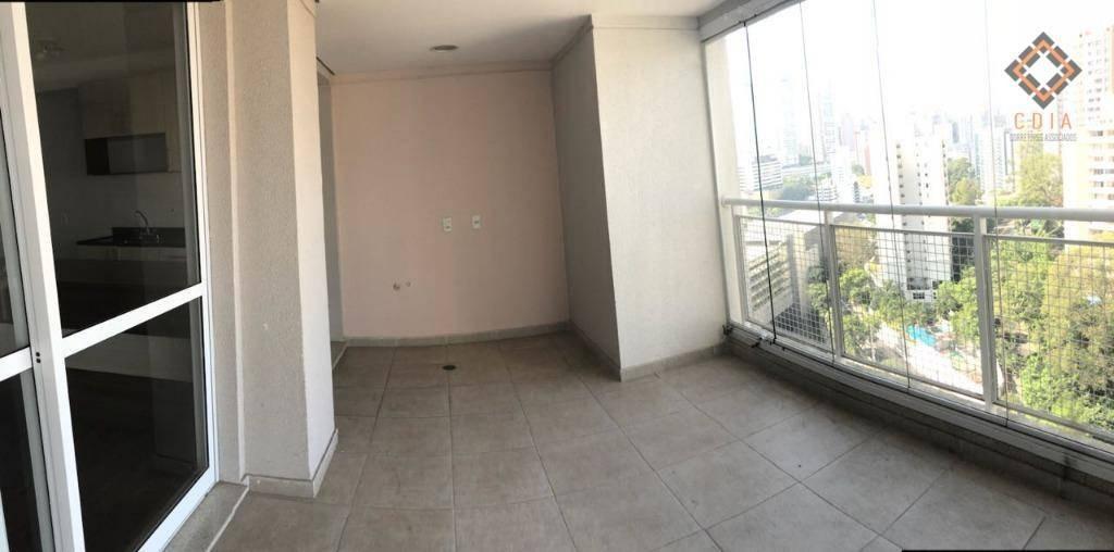 apartamento com 2 dormitórios à venda, 109 m² por r$ 670.000,00 - morumbi - são paulo/sp - ap43367