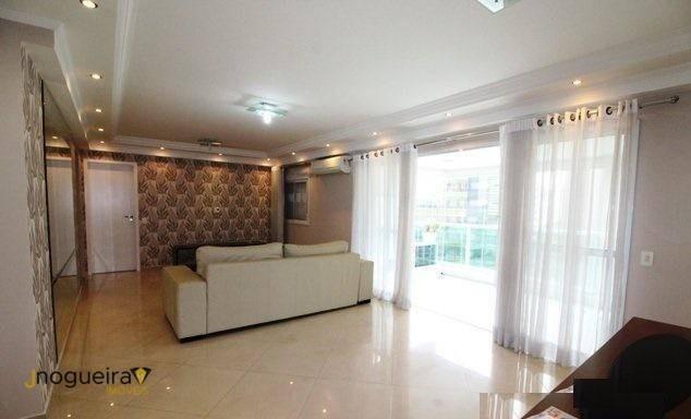 apartamento com 2 dormitórios à venda, 111 m² por r$ 1.436.000 - brooklin - são paulo/sp - ap13660