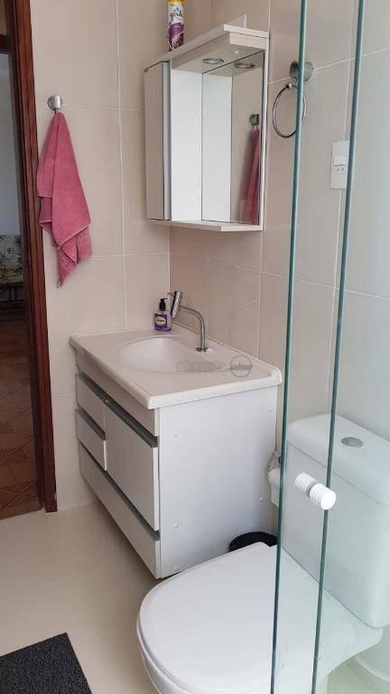 apartamento com 2 dormitórios à venda, 111 m² por r$ 318.000 - jardim marina - mongaguá/sp - ap2285