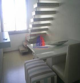 apartamento com 2 dormitórios à venda, 120 m² por r$ 300.000,00 - jardim bela vista - americana/sp - ap0096