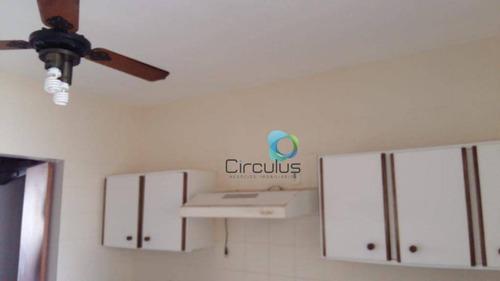 apartamento com 2 dormitórios à venda, 157 m² por r$ 480.000 - centro - ribeirão preto/sp - ap1976