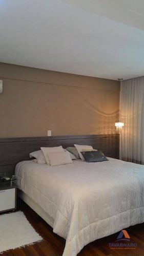 apartamento com 2 dormitórios à venda, 197 m² por r$ 690.000 rua doutor paula xavier, 909 - centro - ponta grossa/pr - ap0822