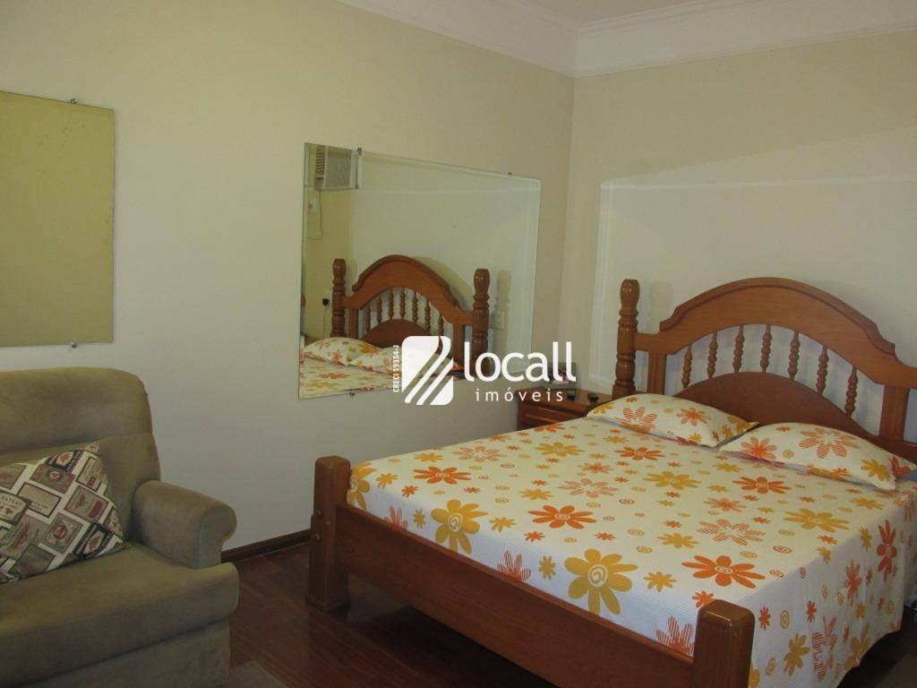 apartamento com 2 dormitórios à venda, 240 m² por r$ 950.000 - vila redentora - são josé do rio preto/sp - ap1658