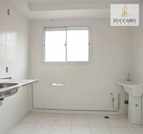apartamento com 2 dormitórios à venda, 37 m² por r$ 149.000 - jardim albertina - guarulhos/sp - ap12851