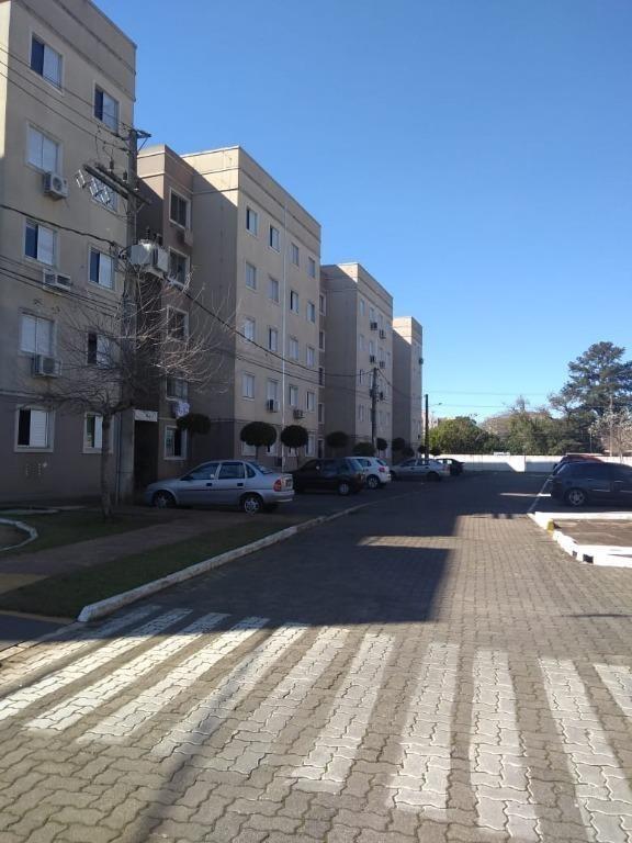 apartamento com 2 dormitórios à venda, 38 m² por r$ 138.000,00 - mato grande - canoas/rs - ap0493