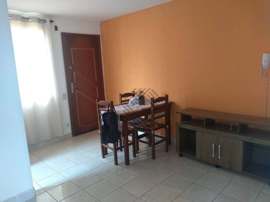 apartamento com 2 dormitórios à venda, 40 m² por r$ 130.000,00 - jardim guadalajara - sorocaba/sp - ap8310