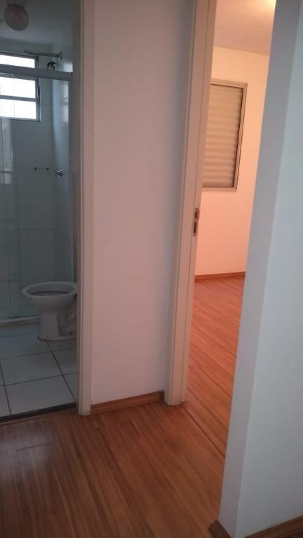 apartamento com 2 dormitórios à venda, 40 m²- vila alzira - guarulhos/sp - ap5544