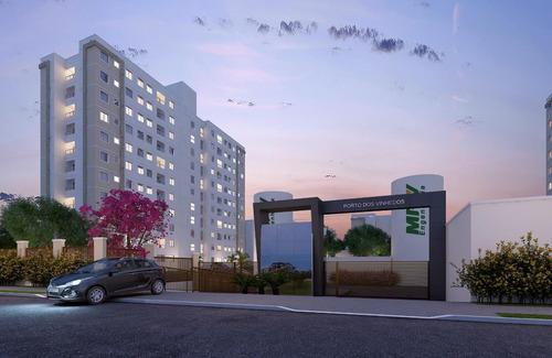 apartamento com 2 dormitórios à venda, 41 m² por r$ 169.900,00 - panazzolo - caxias do sul/rs - ap0052