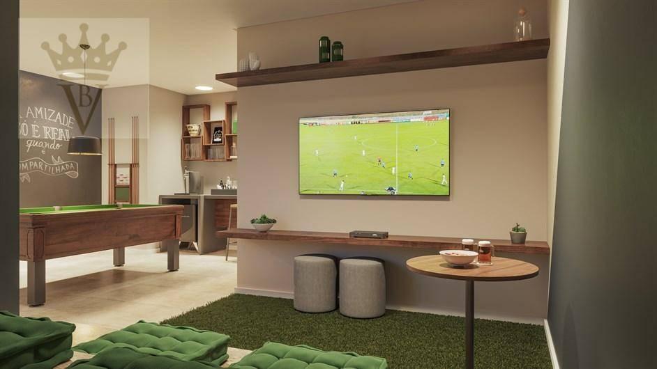 apartamento com 2 dormitórios à venda, 41 m² por r$ 218.400 - jardim monte alegre - taboão da serra/sp - ap3231