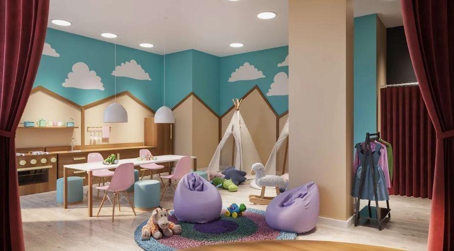 apartamento com 2 dormitórios à venda, 42 m² por r$ 232.800,00 - jardim monte alegre - taboão da serra/sp - ap8165
