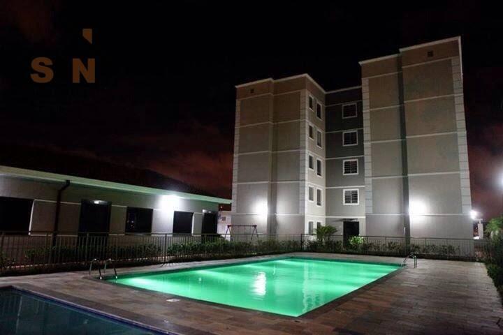 apartamento com 2 dormitórios à venda, 42 m² por r$ 245.000 - vila alzira - guarulhos/sp - ap0107