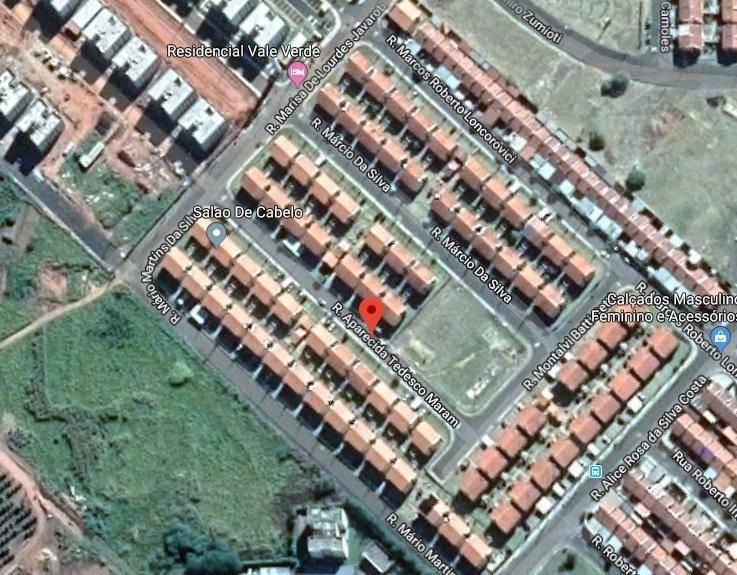 apartamento com 2 dormitórios à venda, 42 m² por r$ 43.698,69 - vereador eduardo andrade reis - marília/sp - ap4153