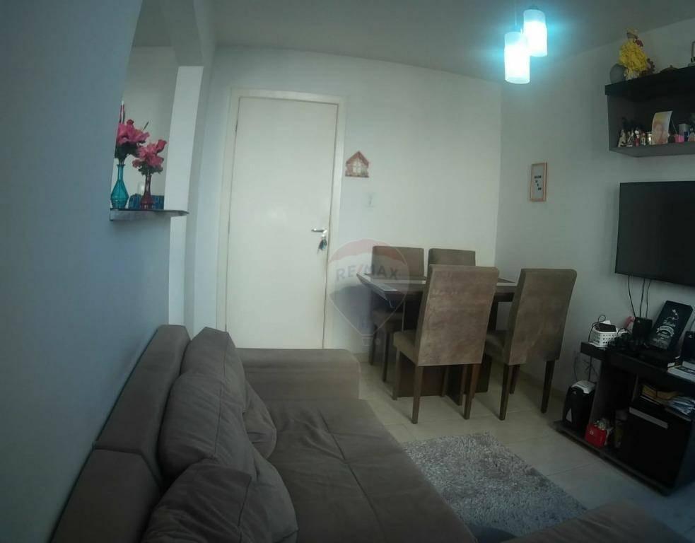 apartamento com 2 dormitórios à venda, 43 m² por r$ 100 - centro - marituba/pa - ap0485