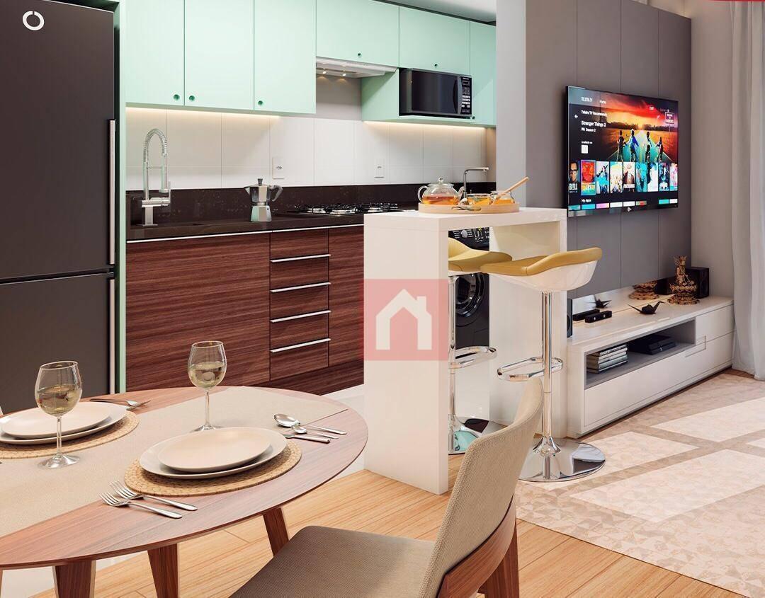 apartamento com 2 dormitórios à venda, 44 m² por r$ 117.000 - são josé - farroupilha/rs - ap0838