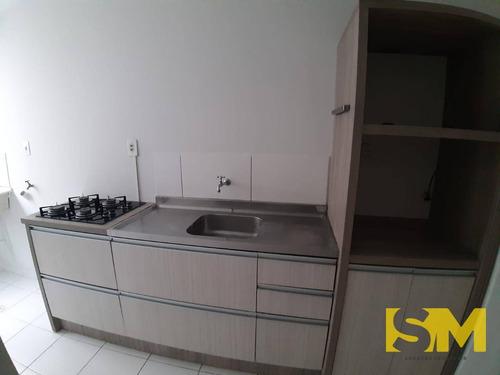 apartamento com 2 dormitórios à venda, 44 m² por r$ 160.000,00 - floresta - joinville/sc - ap0008