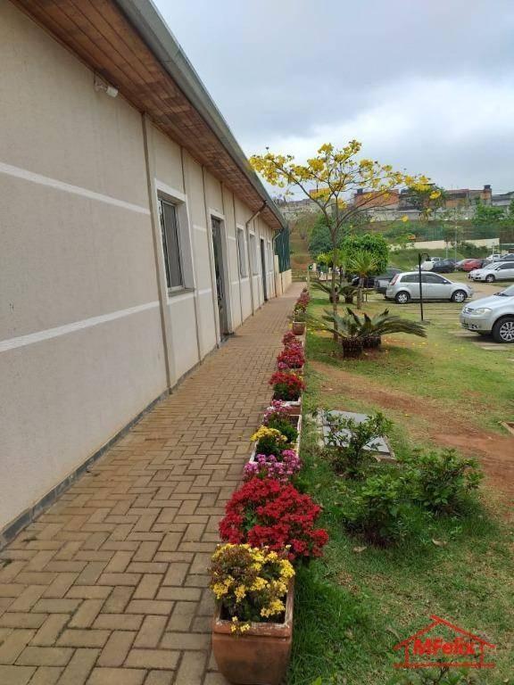 apartamento com 2 dormitórios à venda, 44 m² por r$ 175.000 - jardim presidente dutra - guarulhos/sp - ap1415