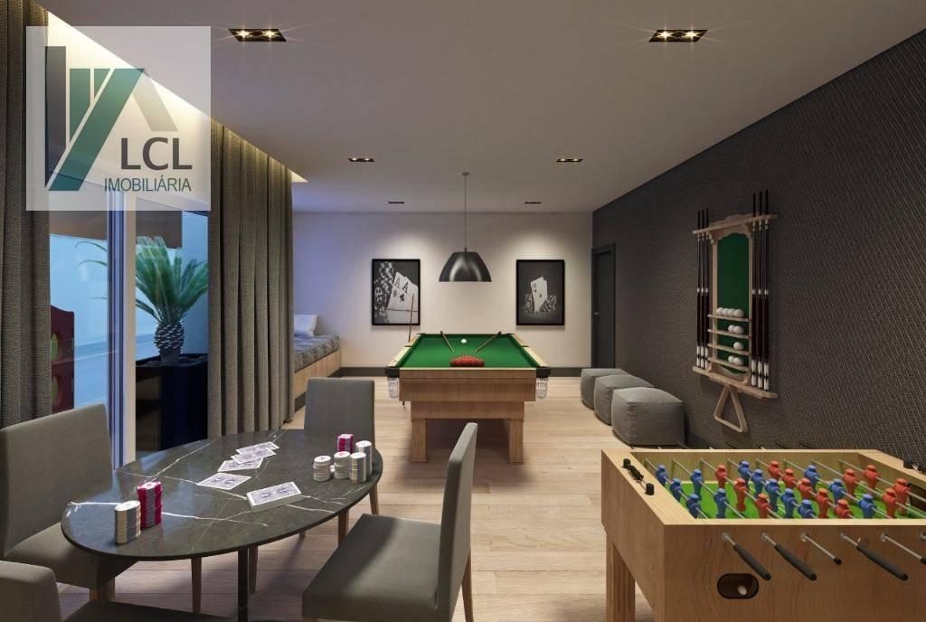 apartamento com 2 dormitórios à venda, 44 m² por r$ 205.000,00 - jardim umarizal - são paulo/sp - ap0082