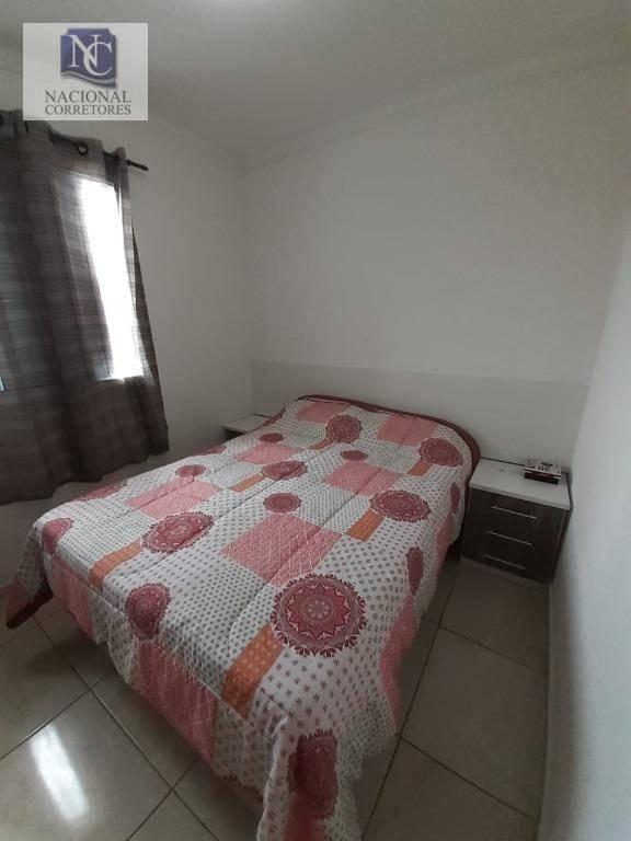 apartamento com 2 dormitórios à venda, 44 m² por r$ 220.000 - cidade satélite santa bárbara - são paulo/sp - ap9849