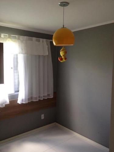 apartamento com 2 dormitórios à venda, 44 m² por r$ 232.000 - vila alzira - guarulhos/sp - ap4610