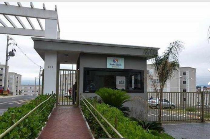 apartamento com 2 dormitórios à venda, 44 m² - vila alzira - guarulhos/sp - ap5403