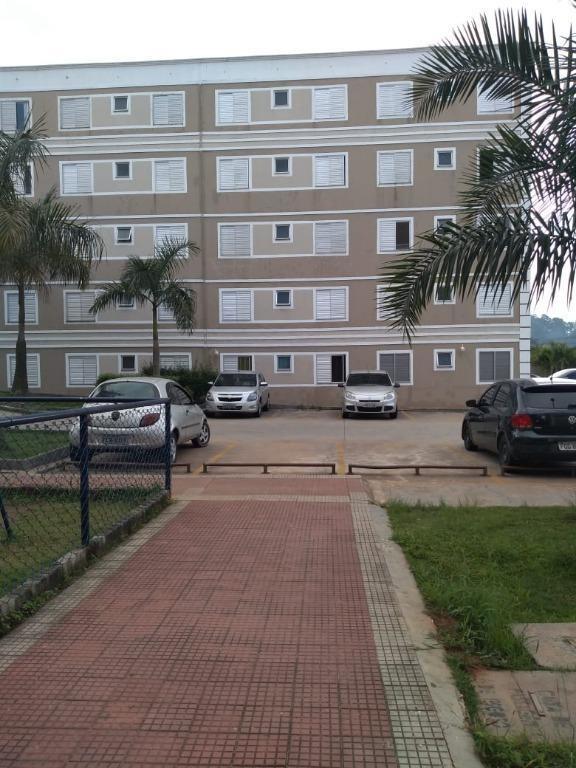 apartamento com 2 dormitórios à venda, 45 m² - água chata - guarulhos/sp - ap8104