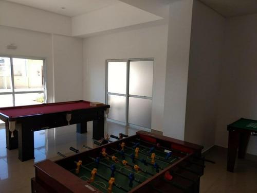 apartamento com 2 dormitórios à venda, 45 m² - jardim satélite - são josé dos campos/sp - ap1952