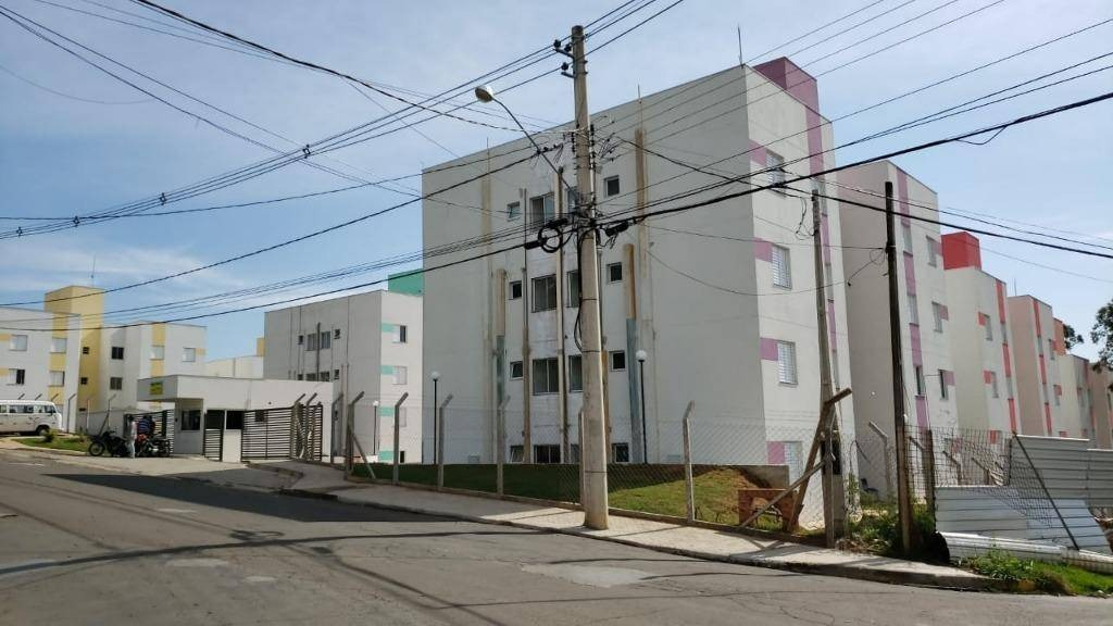 apartamento com 2 dormitórios à venda, 45 m² por r$ 128.000 - alto castelani - capivari/sp - ap0300