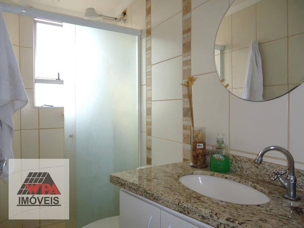apartamento com 2 dormitórios à venda, 45 m² por r$ 195.000,00 - vila jones - americana/sp - ap0861