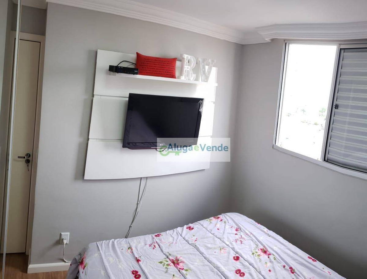 apartamento com 2 dormitórios à venda, 45 m² por r$ 250.000,00 - vila augusta - guarulhos/sp - ap0197