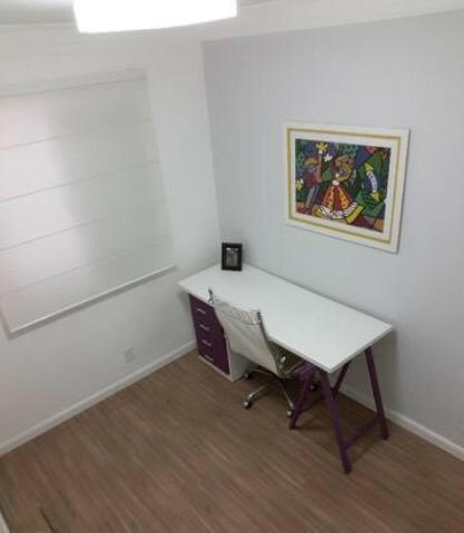 apartamento com 2 dormitórios à venda, 45 m² por r$ 265.000 - ponte grande - guarulhos/sp - ap4508