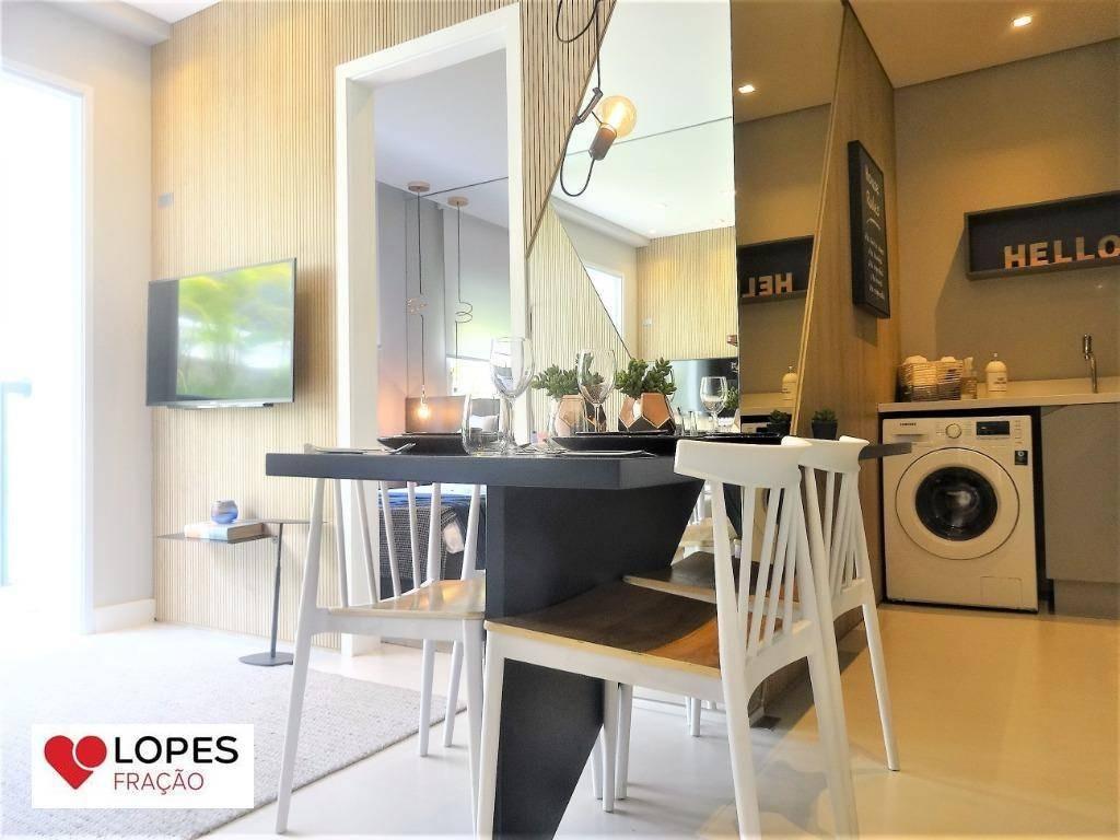 apartamento com 2 dormitórios à venda, 45 m² por r$  - anália franco - são paulo/sp - ap1864