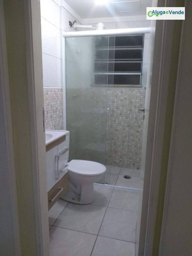 apartamento com 2 dormitórios à venda, 45 m² por r$  - jardim presidente dutra - guarulhos/sp - ap0106