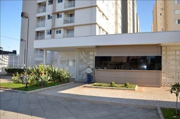 apartamento com 2 dormitórios à venda, 46 m²- ponte grande - guarulhos/sp - ap7722