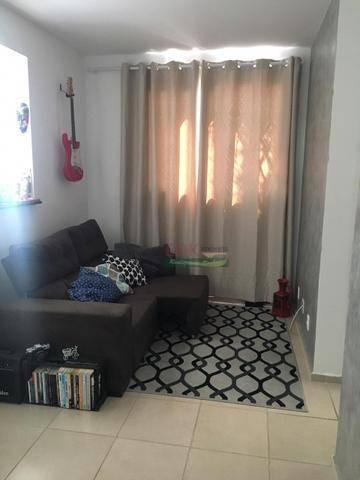 apartamento com 2 dormitórios à venda, 46 m² por r$ 130.000 - estiva - taubaté/sp - ap2860
