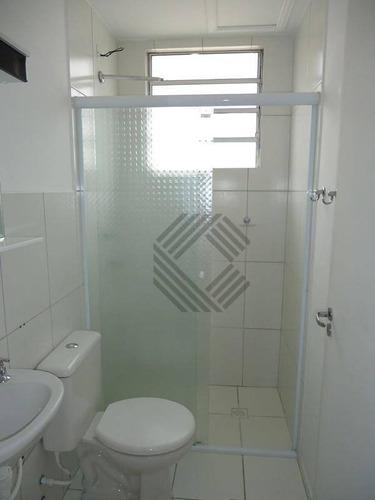 apartamento com 2 dormitórios à venda, 46 m² por r$ 160.000 - jardim europa - sorocaba/sp - ap0381