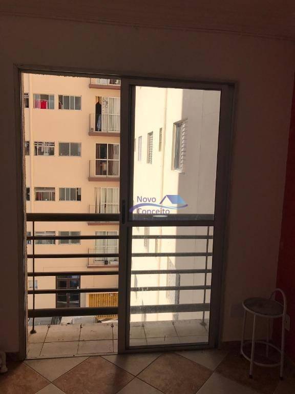 apartamento com 2 dormitórios à venda, 46 m² por r$ 225.000 - vila formosa - são paulo/sp - ap0157