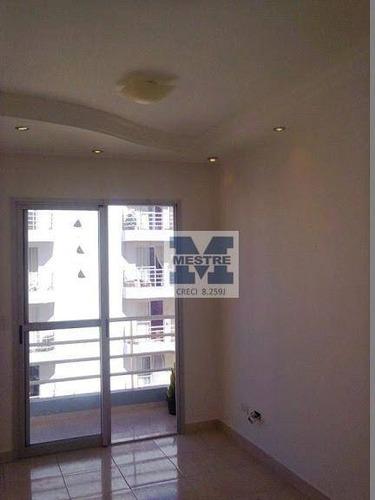 apartamento com 2 dormitórios à venda, 46 m² por r$ 265.000 - macedo - guarulhos/sp - ap1765