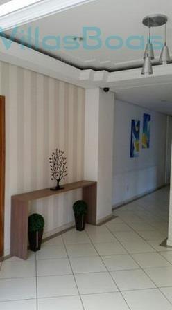 apartamento com 2 dormitórios à venda, 46 m² por r$ 265.000,00 - jardim satélite - são josé dos campos/sp - ap3549