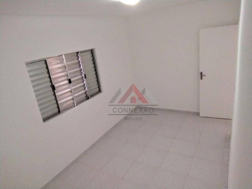 apartamento com 2 dormitórios à venda, 47 m² parque são jorge i - jardim aracaré - itaquaquecetuba/sp - ap0767