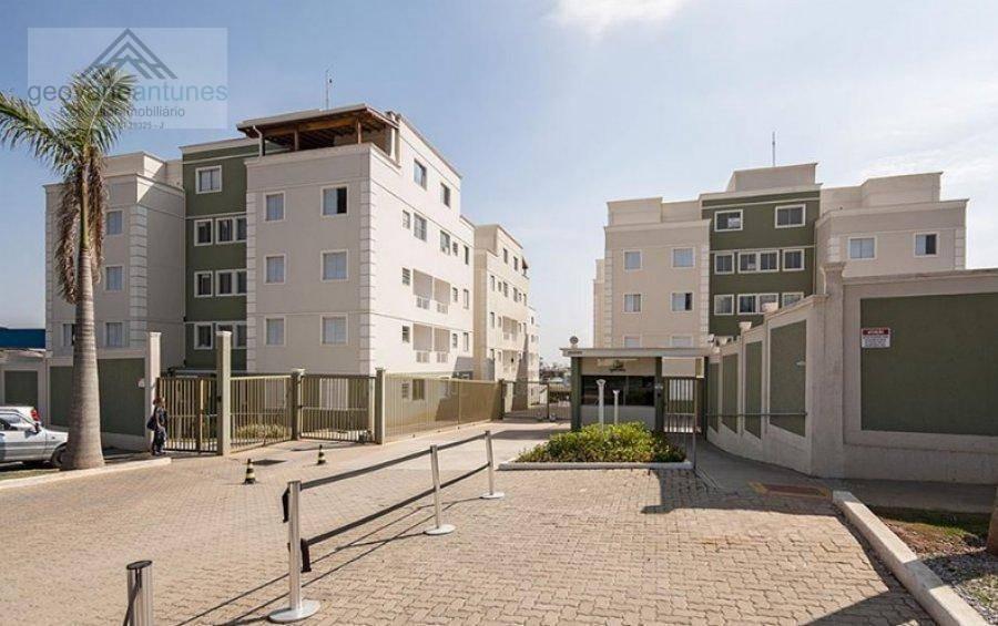 apartamento com 2 dormitórios à venda, 47 m² por r$ 125.000,00 - parque reserva fazenda imperial - sorocaba/sp - ap0340
