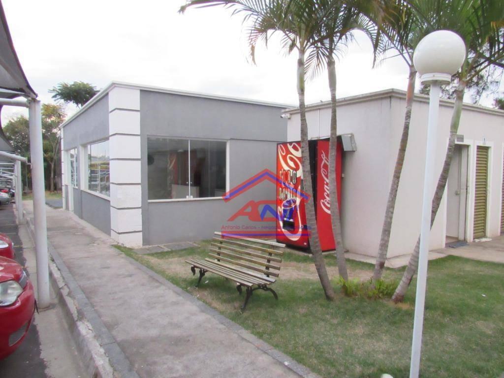 apartamento com 2 dormitórios à venda, 47 m² por r$ 165.000,00 - chácaras fazenda coelho - hortolândia/sp - ap0048