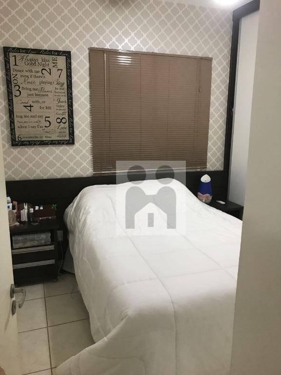 apartamento com 2 dormitórios à venda, 47 m² por r$ 180.000 - ribeirânia - ribeirão preto/sp - ap1038