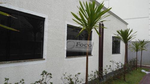 apartamento com 2 dormitórios à venda, 47 m² por r$ 200.000,00 - jardim ansalca - guarulhos/sp - ap0468