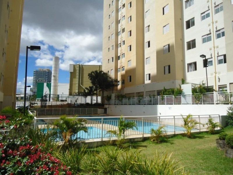 apartamento com 2 dormitórios à venda, 47 m² por r$ 210.000 - condomínio vida plena campolim - sorocaba/sp, próximo ao shopping iguatemi. - ap0191 - 67640254