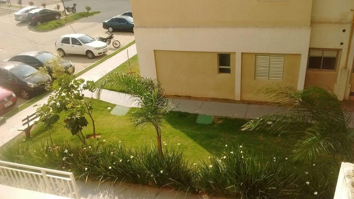 apartamento com 2 dormitórios à venda, 47 m² por r$ 220.000 - parque campolim - sorocaba/sp - ap0098