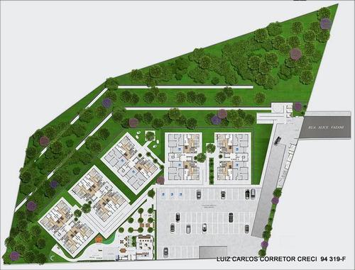 apartamento com 2 dormitórios à venda, 47 m² por r$ 240.900 - jardim monte alegre - taboão da serra/sp - ap0003